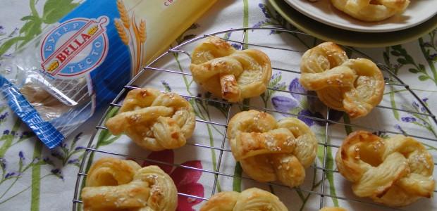 Претцели от бутер тесто
