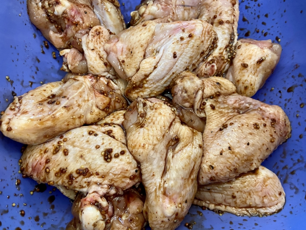 мариновани-крилца