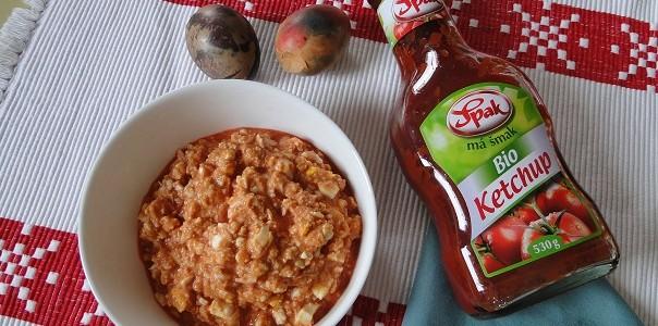 vareni-iaitsa-sas-sirene-i-ketchup
