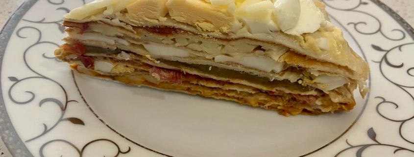 палачинкова-торта